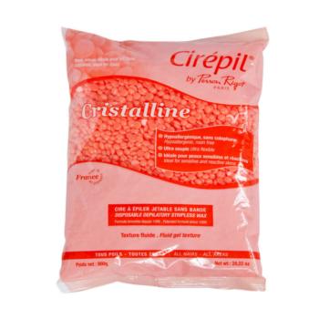 cristalline non-strip wax cirepil