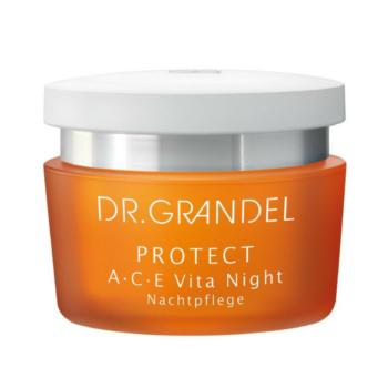 vitamin c night cream protects skin