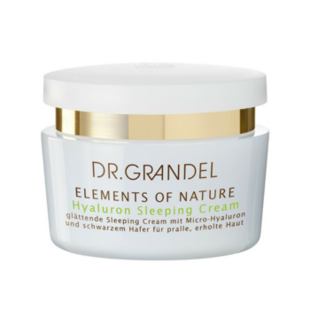 Smoothing Sleeping Cream For plump, relaxed skin