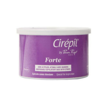 Forte strip wax from cirepil
