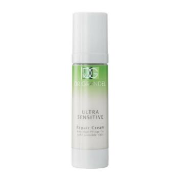 ultra sensitive skin care products repair cream