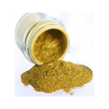 gold powder treatment