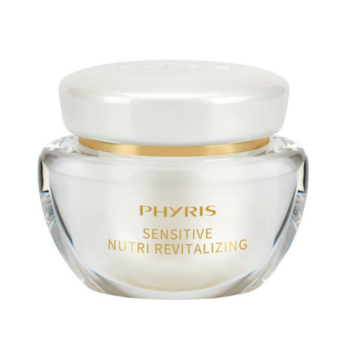 Nourishes dry and sensitive skin