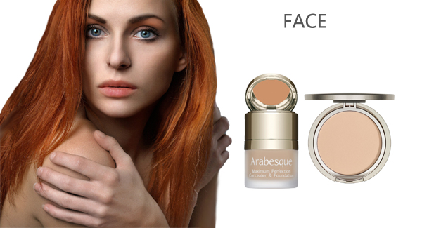 makeup face products