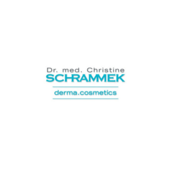 derma cosmetics window sticker