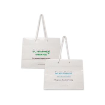 dr. schrammek paper bags for products
