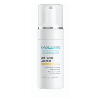dr. schrammek soft foam cleanser