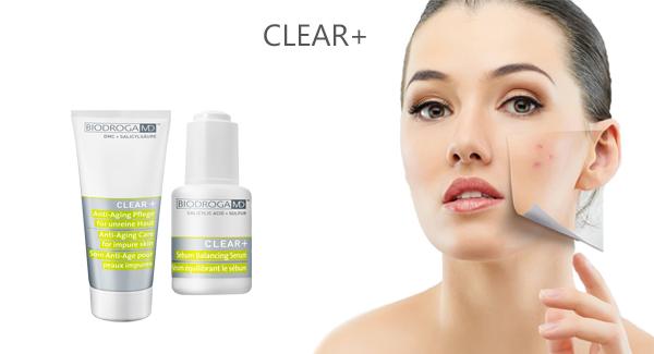 Biodroga MD Clear+ Header