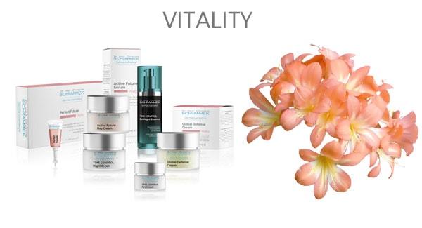 Vitality for skin