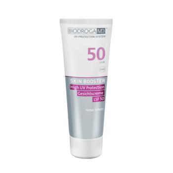 high uv protection spf50 face cream