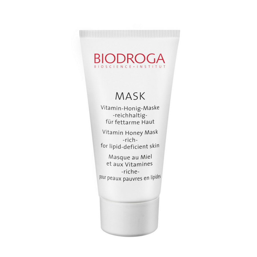 Biodroga Vitamin Honey Mask