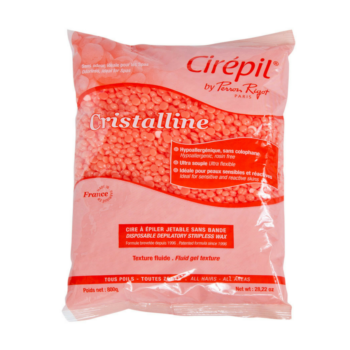 cristalline non-strip wax cirepil