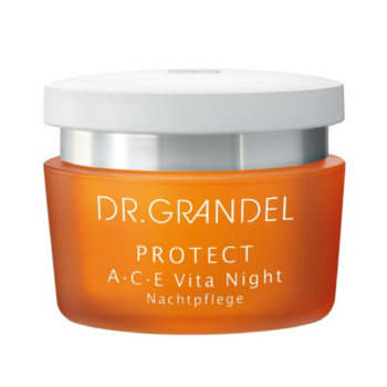vitamin c night cream protects skin