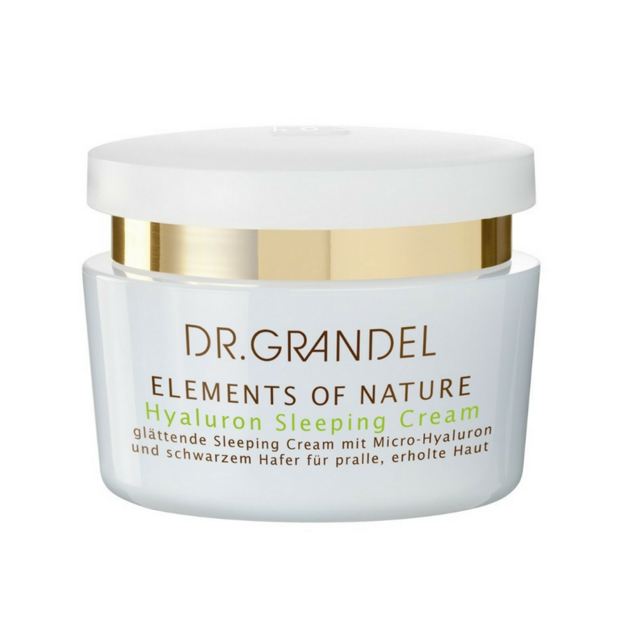 Dr. Grandel Elements Of Nature Hyaluron Sleeping Cream