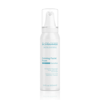 skin calming cleansing foam
