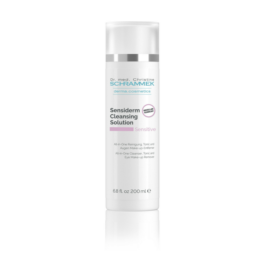 Dr. Med. Schrammek Sensiderm Cleansing Solution