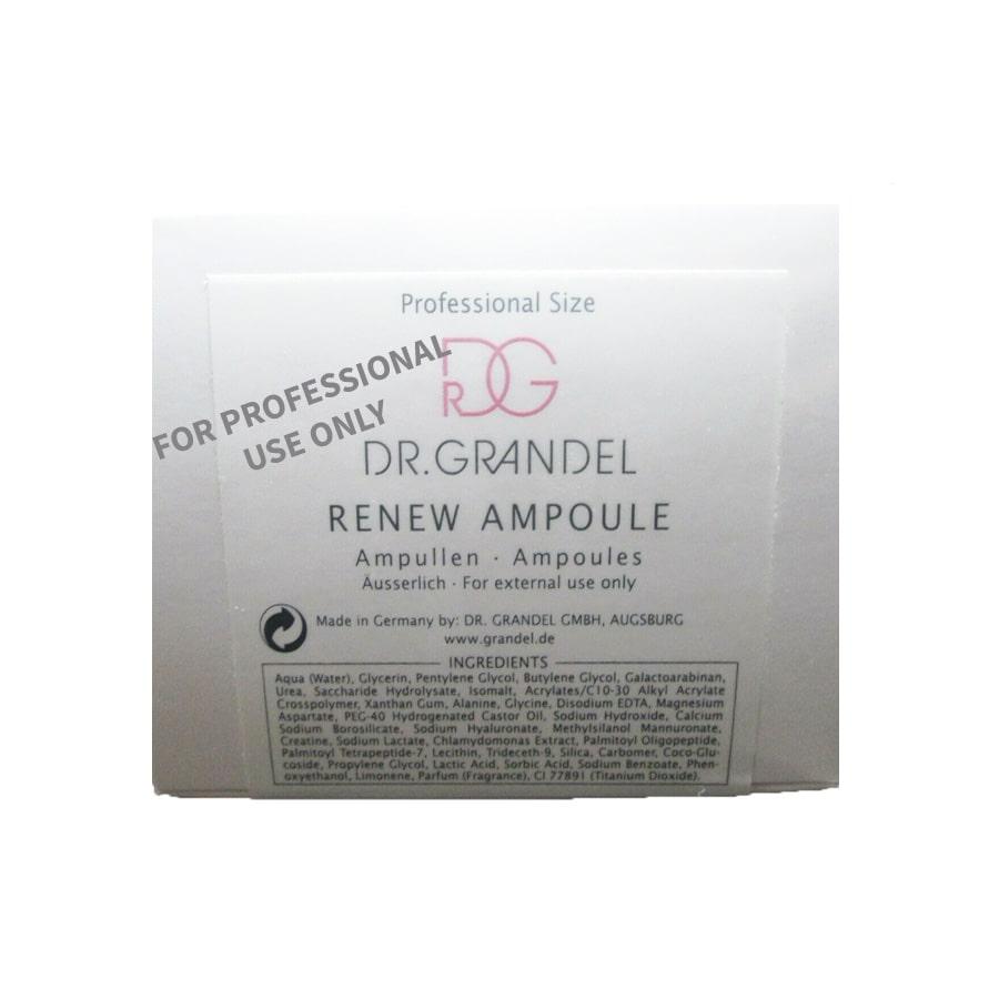 Dr Grandel Beautygen Renew Ampoule