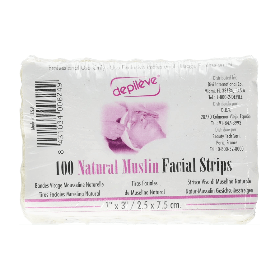 Muslin Facial Strips