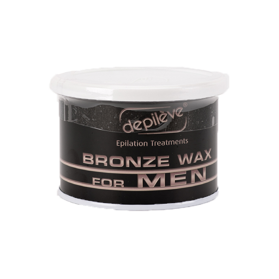 Depileve Bronze Wax For Men