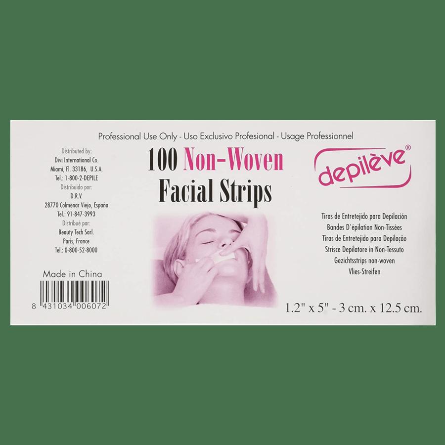 Non-Woven Facial Strips