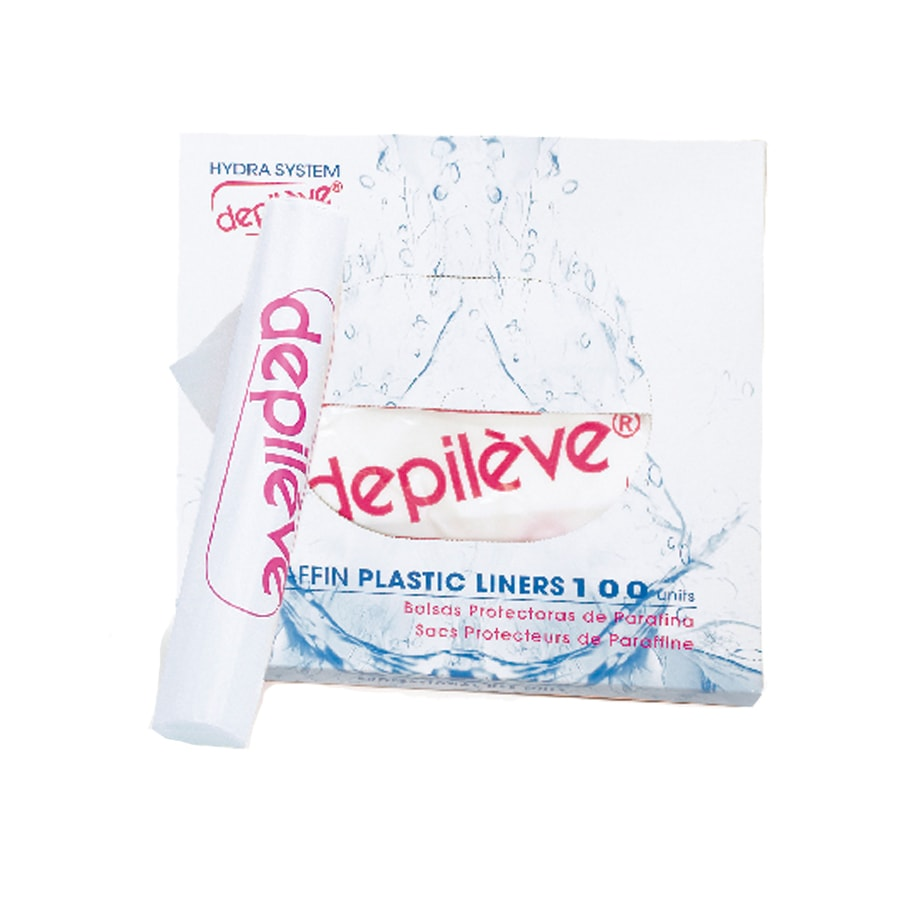 Depileve Plastic Paraffin Liners