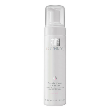 ultra sensitive skin care products gentle cleanser