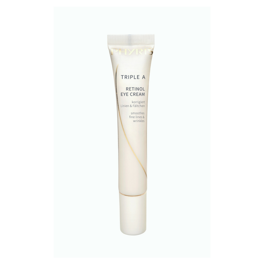retinol skin care products eye cream
