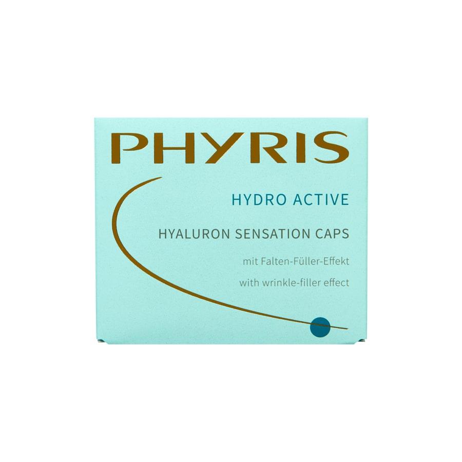 Intensive Moisturizing Skin Care Capsules