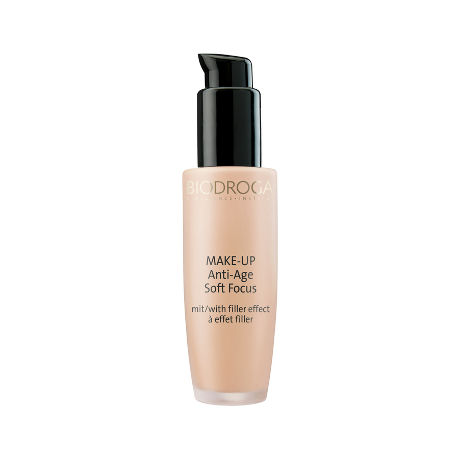 Soft Focus Anti-Age Makeup