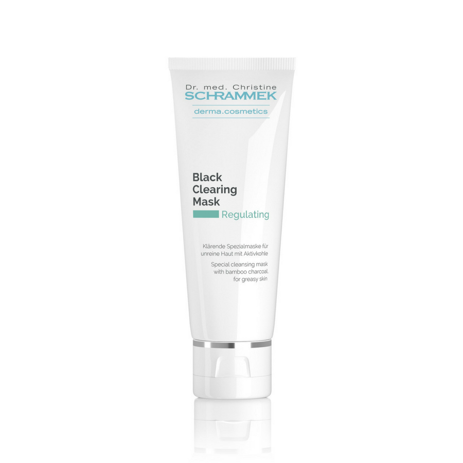 Dr. Med. Schrammek Black Clearing Mask