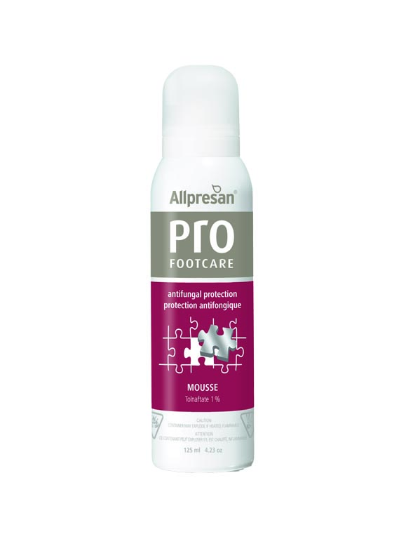 Allpresan Pro Footcare Antifungal Protection Foam/Mousse