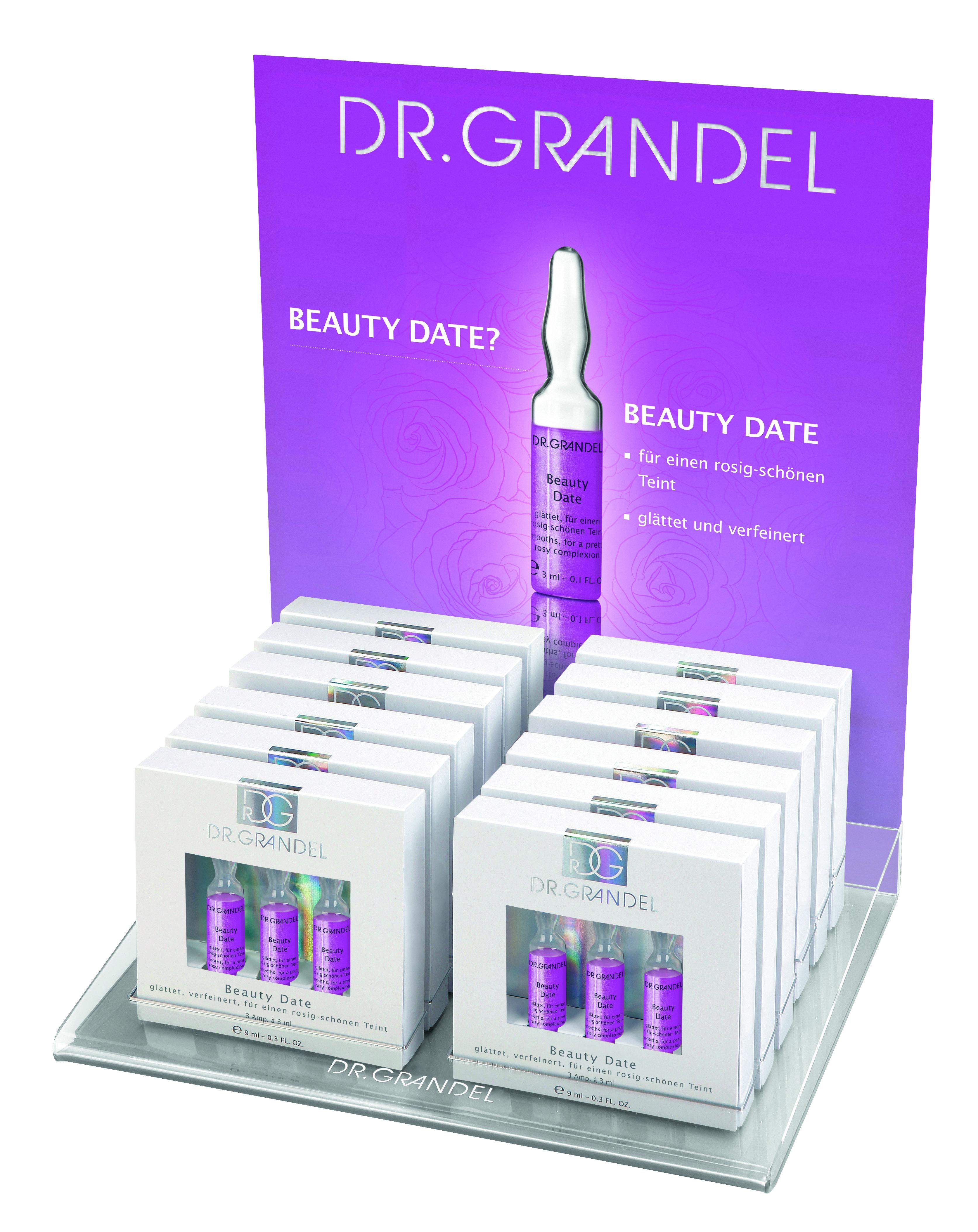 Beauty Date Display