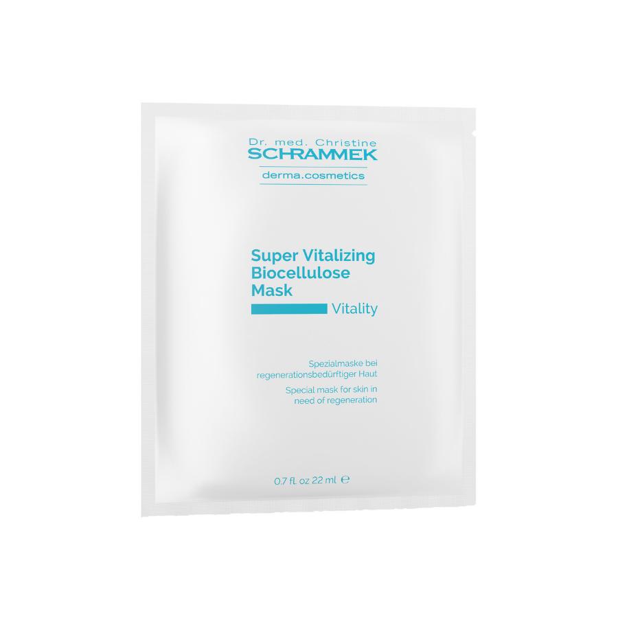 Dr. Med. Schrammek Super Vitalizing Biocellulose Mask