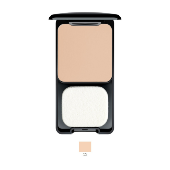 MICRONIZED FACE POWDER COMPACT
