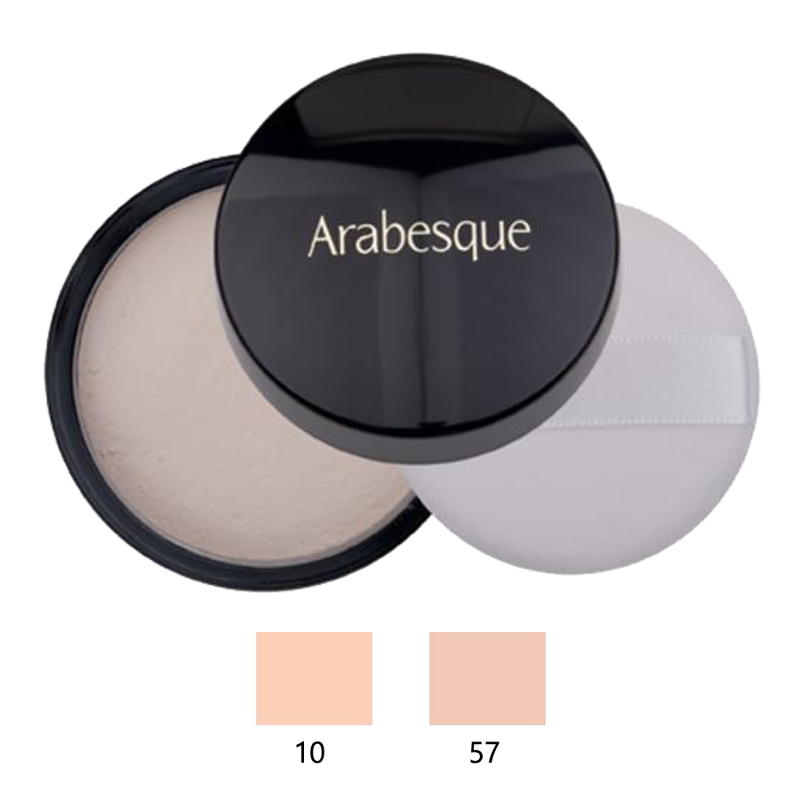 Arabesque Loose Powder