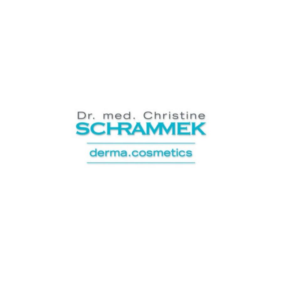 Dr. Med. Schrammek Derma Cosmetics Logo Window Sticker