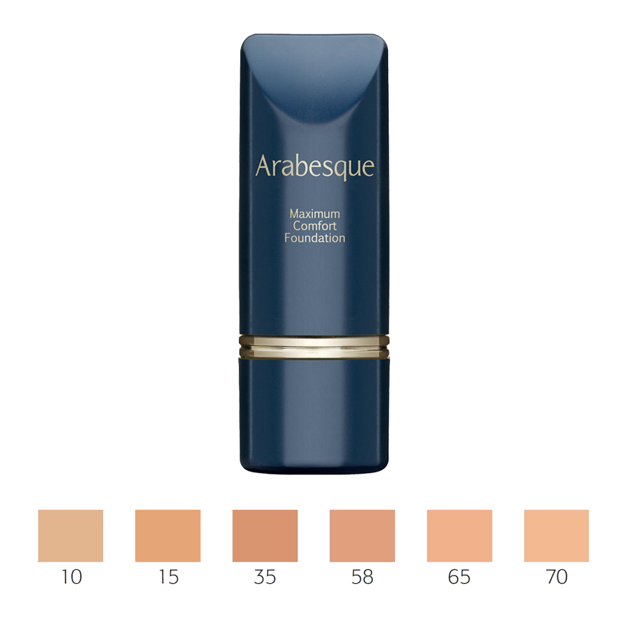 Arabesque Maximum Comfort Foundation