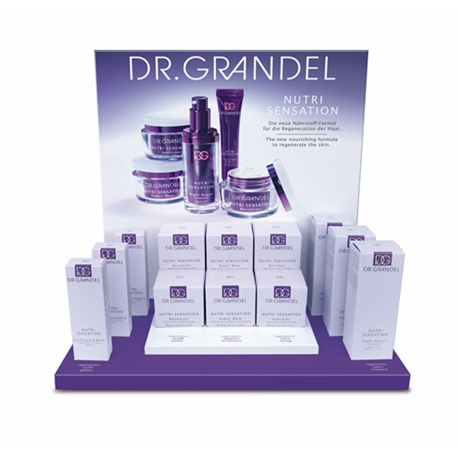 Dr. Grandel Nutri Sensation Display