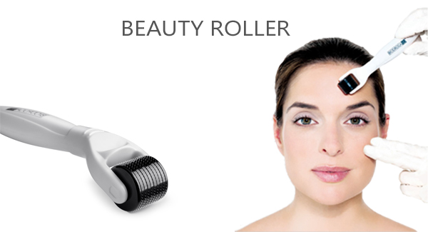 Beauty Roller Header