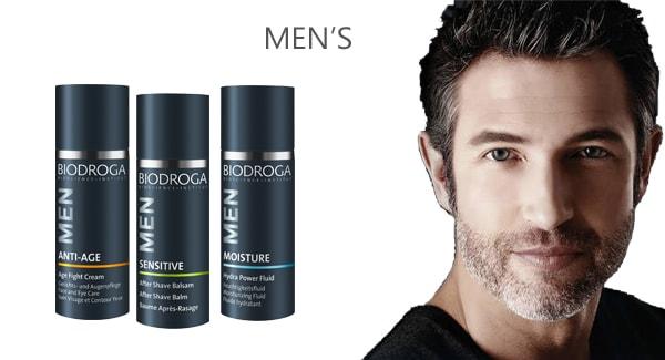 biodroga men's line