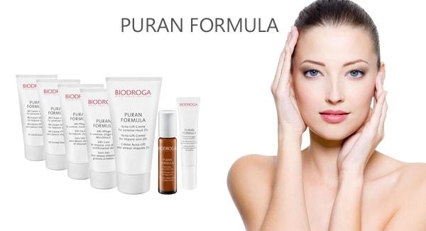 Biodroga Puran Formula skin care