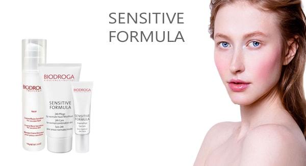 biodroga sensitive formula