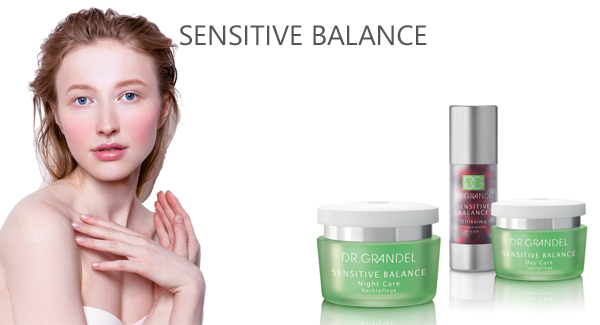balance and protect your sensitive skin