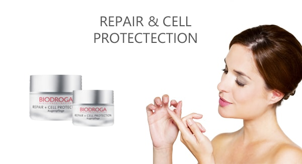 skin repair and cell protection care