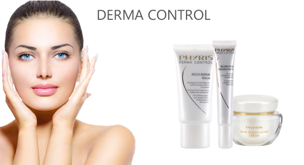 professional skin care for problem skin