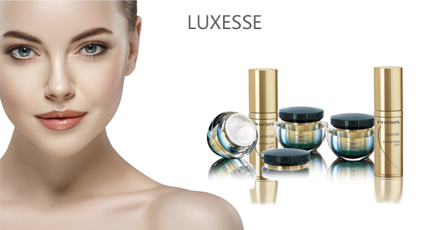 uxurious skin and eye cream