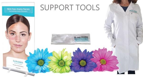 dr. schrammek support tools