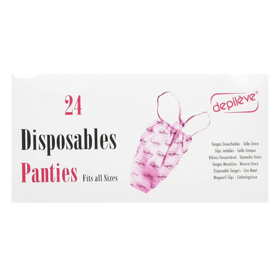 Depileve Disposable Panties