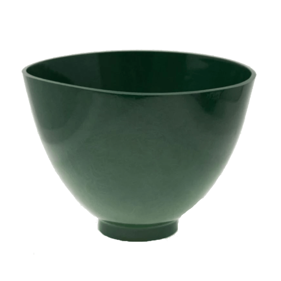 Flexible Green Mixing Bowl