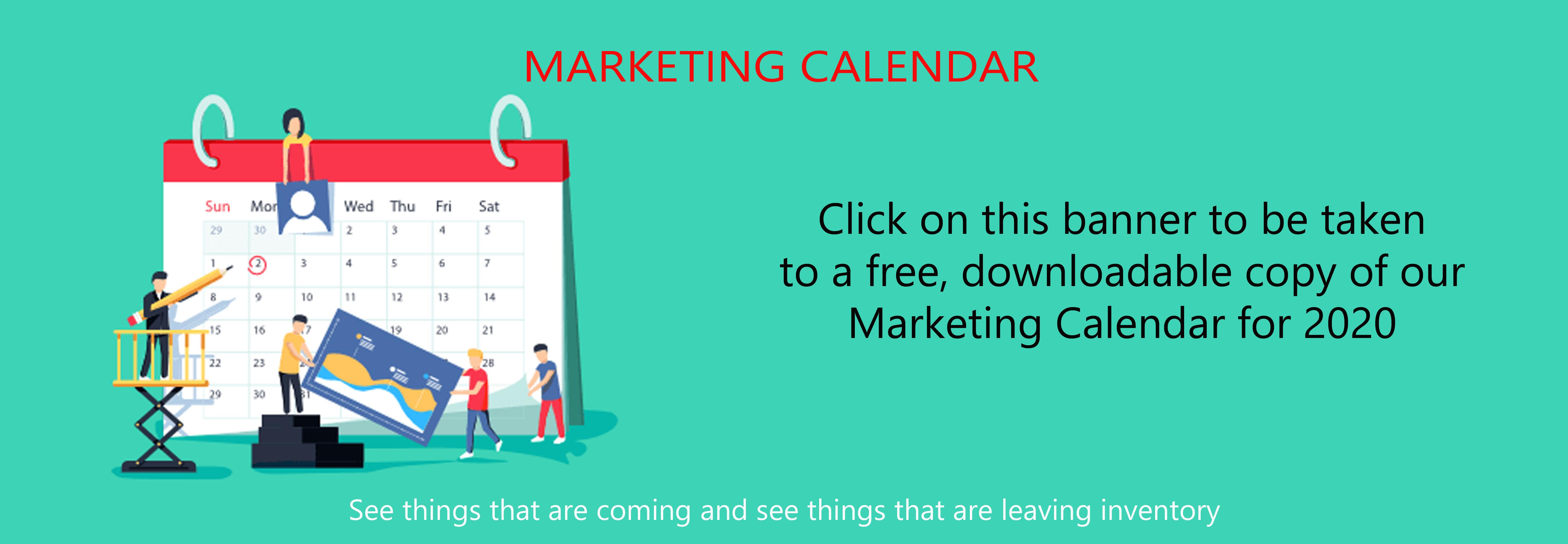 euro pacific marketing calendar